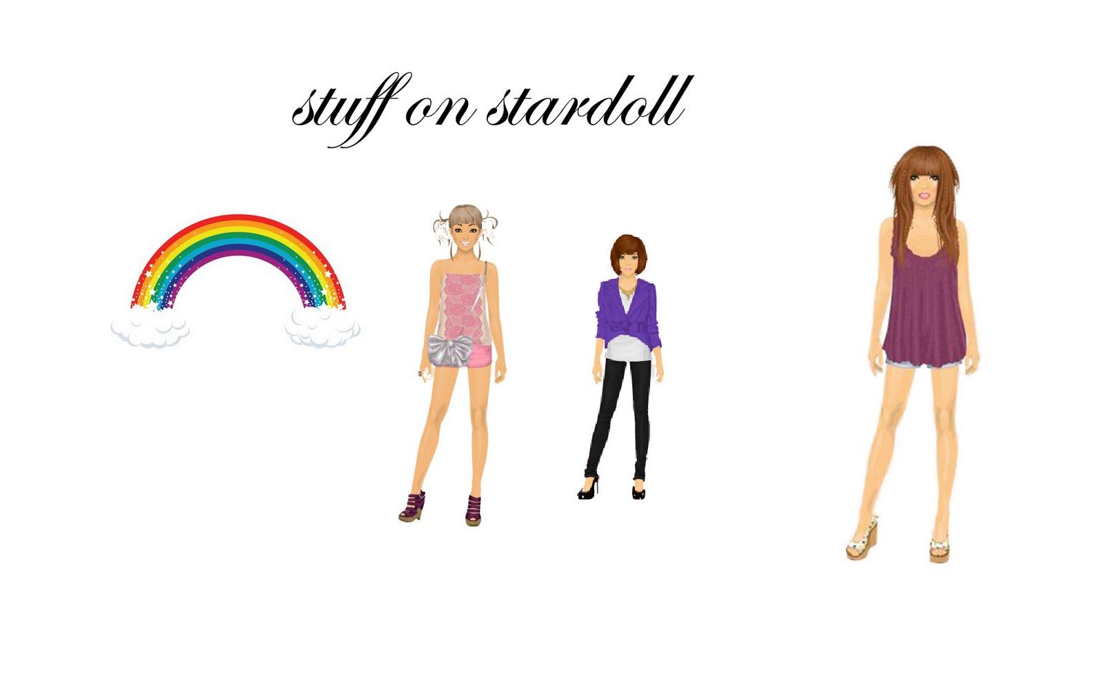 stuff on stardoll