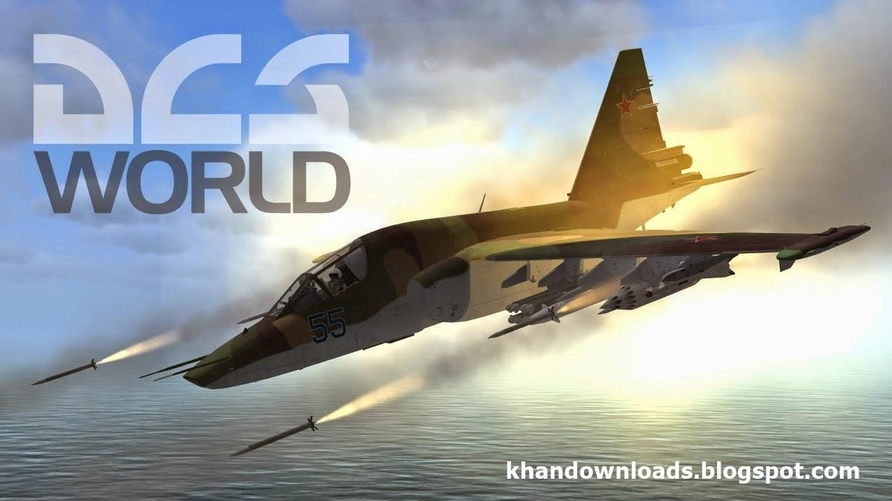 Digital Combat Simulator Free PC Game Download