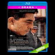 El hombre que conocía el infinito (2015) Full HD 1080p-720p Audio Ingles 5.1 Subtitulada