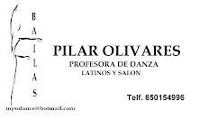 BAILAS? PILAR OLIVARES