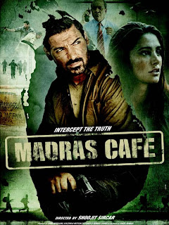 Madras Cafe Full Movie 2013 Watch Online Hindi Movie Posters