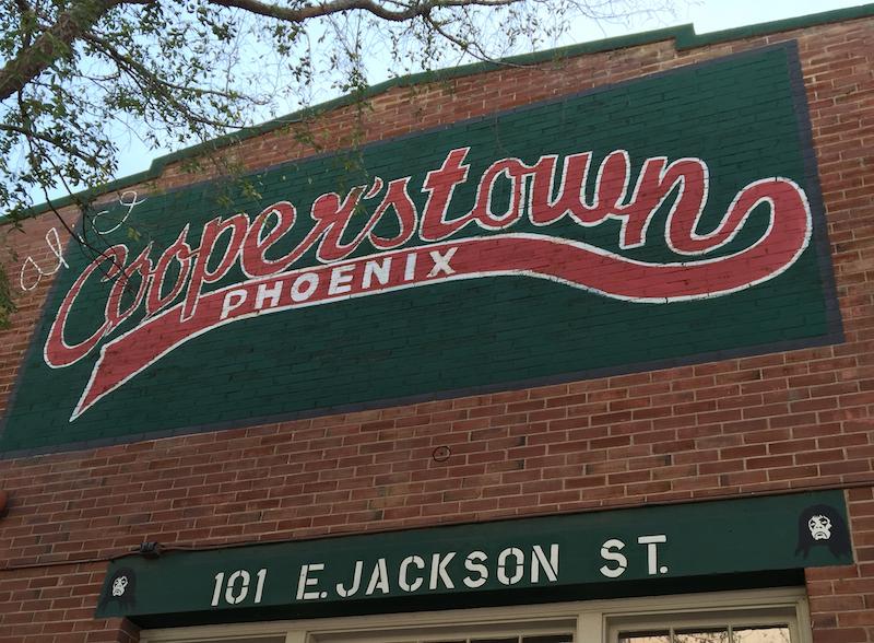 Alice Cooperstown is in downtown Phoenix