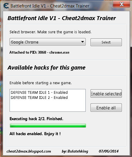 Battlefront Heroes Cheats - Idle Enemy Defense Hack