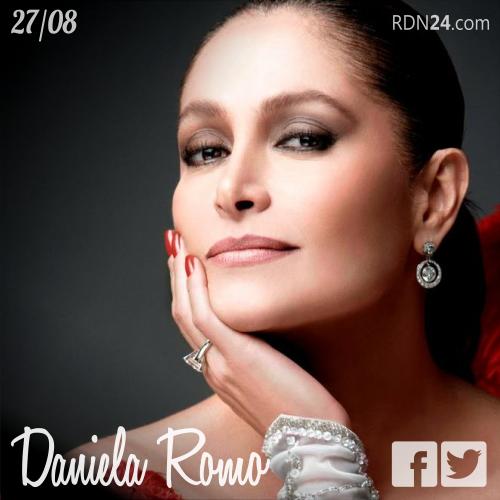 27 de agosto | Daniela Romo - @DanielaRomoWeb | Info + vídeos