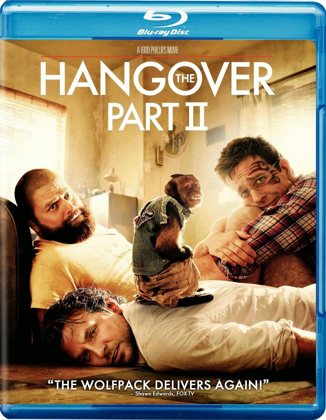 The Hangover Part II - เดอะ แฮงค์โอเวอร์ ภาค 2