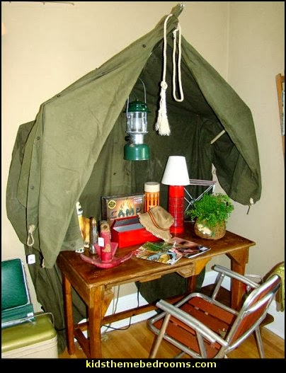 Camping Decorating Ideas