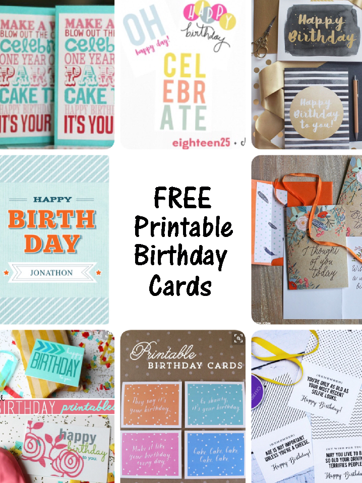 musings of an average mom free printable birthday cards, Birthday card
