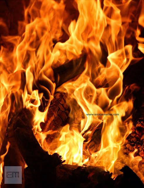 Fire, Escape Matter, EscapeMatter, Simranjeet Singh