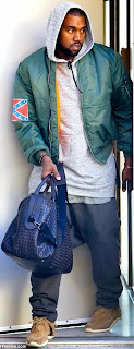 Are You Feeling Kanye Confederated Flag   Jacket .
