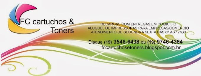 FC Cartuchos e Toners