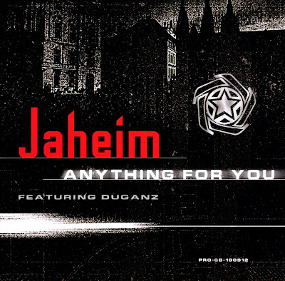 Jaheim Feat. Duganz - Anything For You (Bad Company)-Promo-CDS-2002
