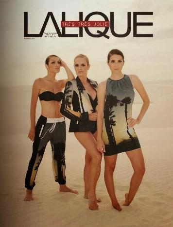 Revista Lalique Verão 2014