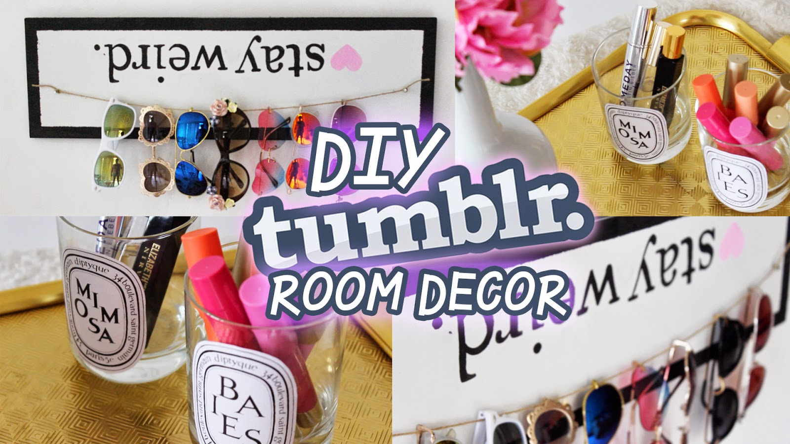 hellomaphie diy tumblr room decor
