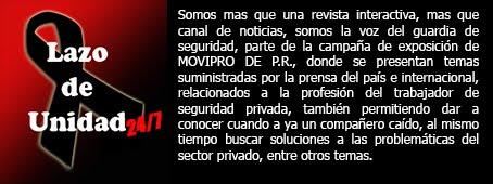 Revista Interactiva Lazo de Unidad 24/7