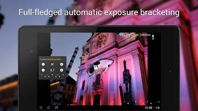 Download Camera FV-5 Pro Terbaru Versi 2.79 Gratis