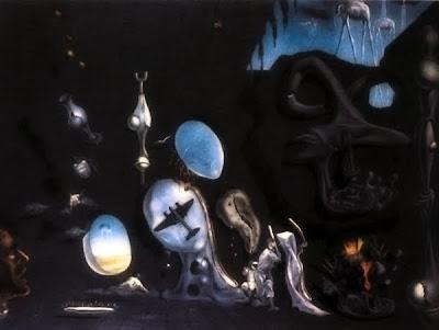 Malenconia atòmica (Salvador Dalí)