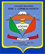 "Insignia ""José Lorenzo Cornejo Acosta"""
