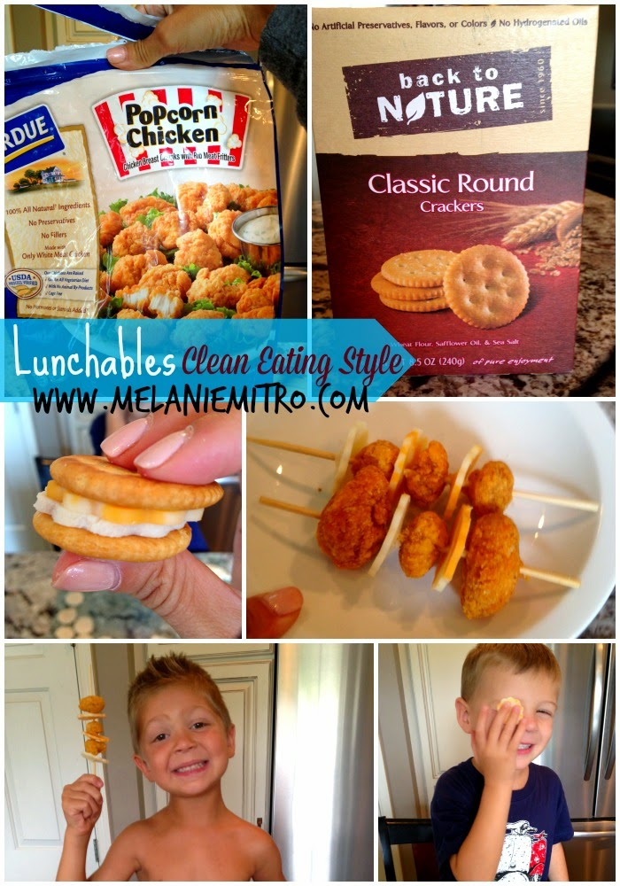 Clean Eating Lunchables, Melanie Mitro, Back to School, Clean Eating, Ideas, Kids Healthy Lunches