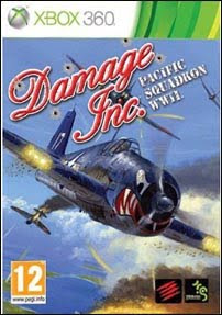 Damage Inc. Pacific Squadron WWII (X-BOX360) 2012