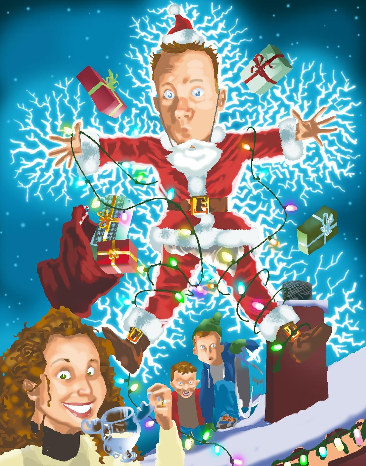 Billy Penn\'s Plot Developments: Penn Family Christmas Vacation ...