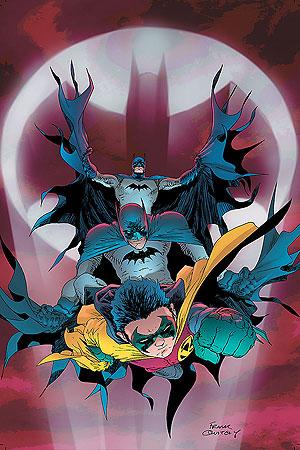 Capa de uma das edições de 'Batman e Robin', de novembro de 2010, cuja história foi escrita por Grant Morrison (Foto: Reprodução/DC Comics)