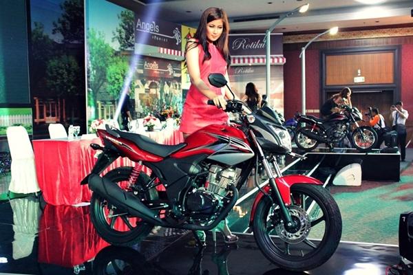 New 2013 Honda Verza