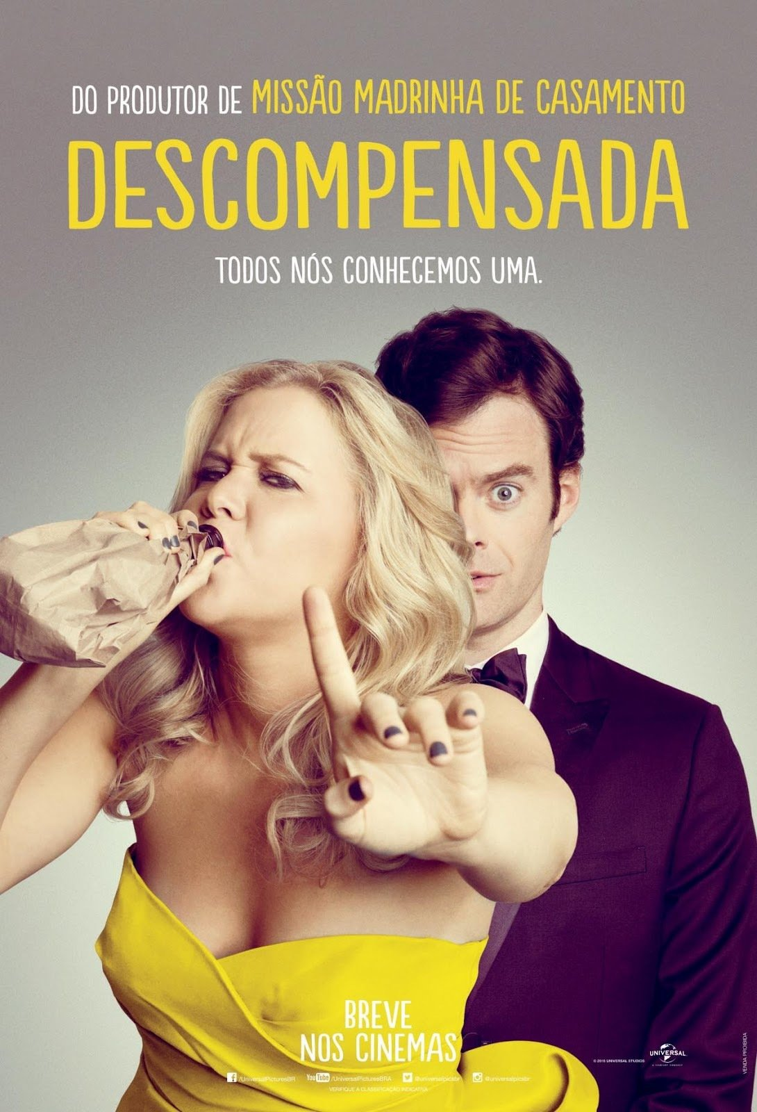 Descompensada – Legendado (2015)