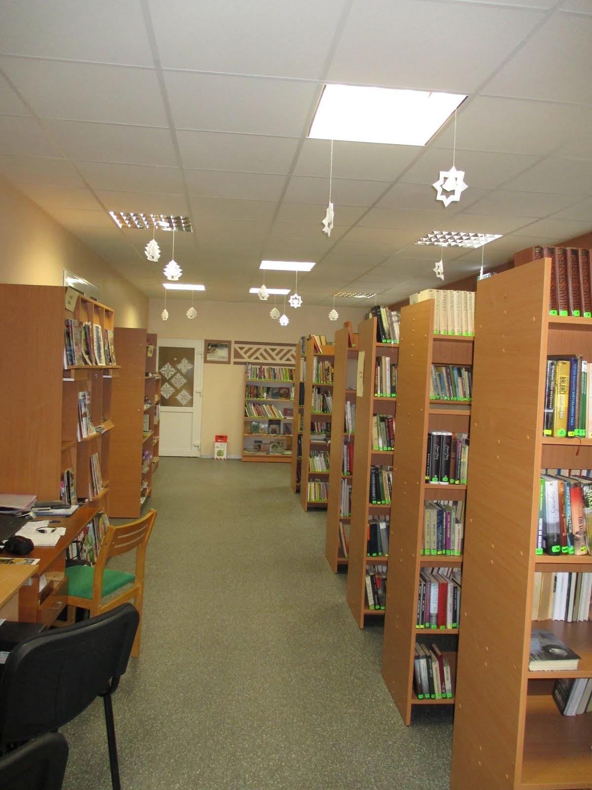 Mūsu bibliotēka