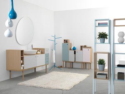 muebles de baño y estanterías de Ex.t