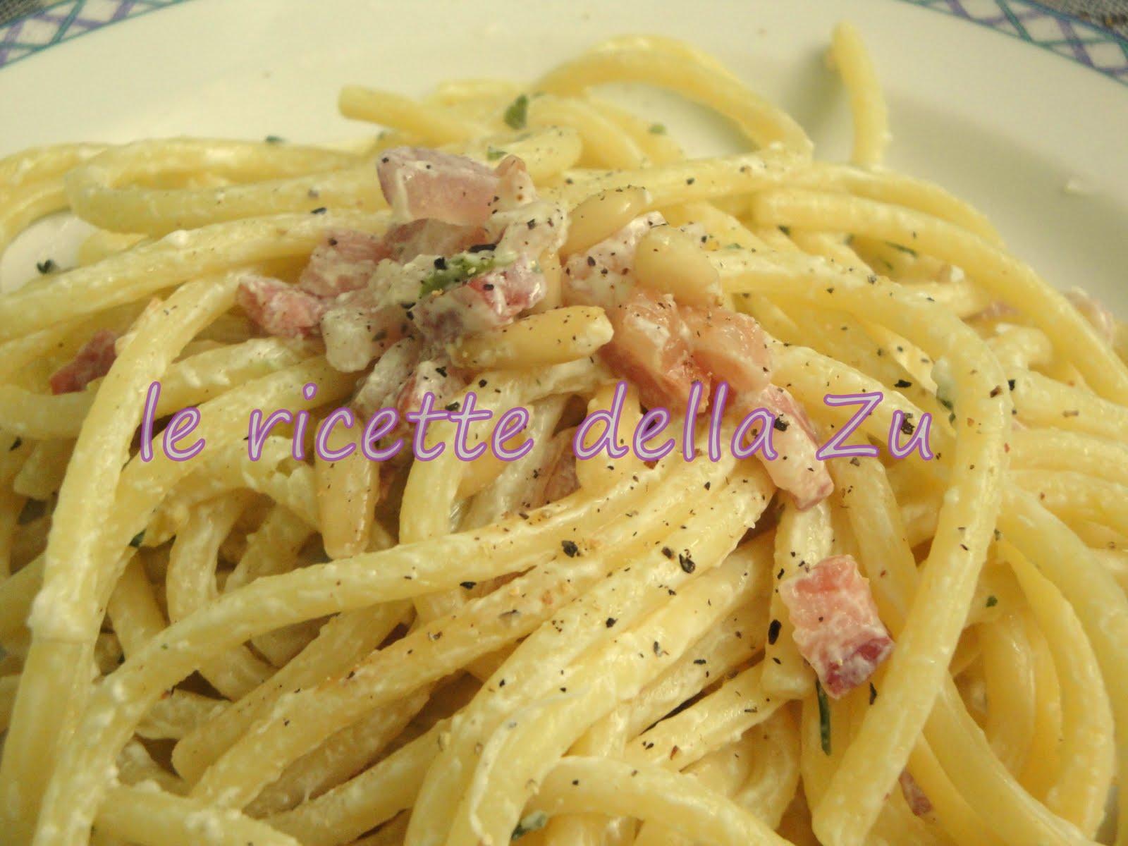 Ricette con pasta e pancetta a cubetti