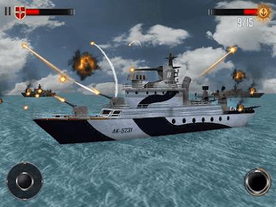Battleship Sea Combat 3D apk