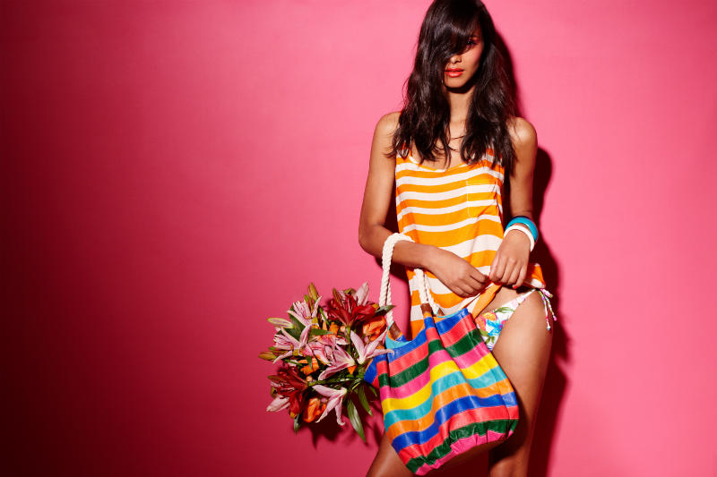 Blanco Color Splash Summer 2011 Campaign