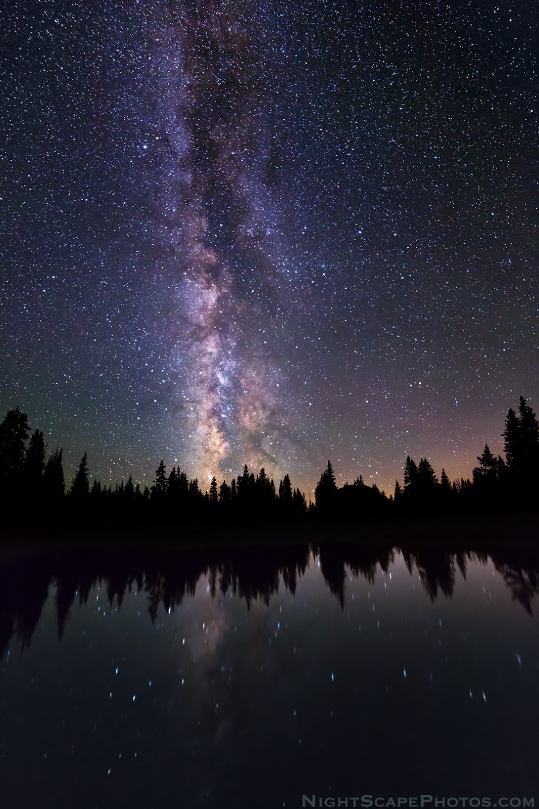 finding the milky way with sky guide. into the night photography finding the milky way with sky guide