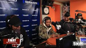 Fetty Wap – Sway In The Morning Freestyle x Interview