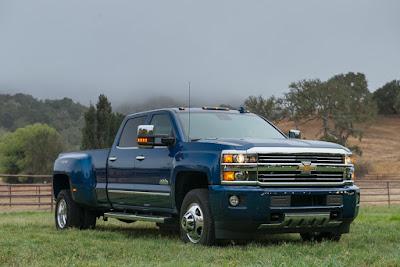 Chevrolet, 3500 HD