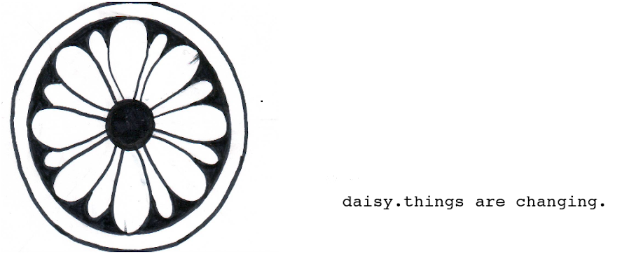 daisy.thingsarechanging