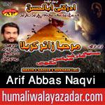 http://www.humaliwalayazadar.com/2015/10/syed-arif-abbas-naqvi-nohay-2016.html