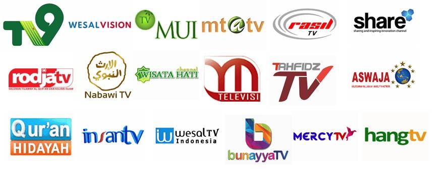 Hasil gambar untuk tv islam