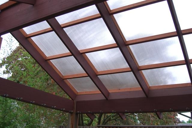 Clear Plastic Roof Panels