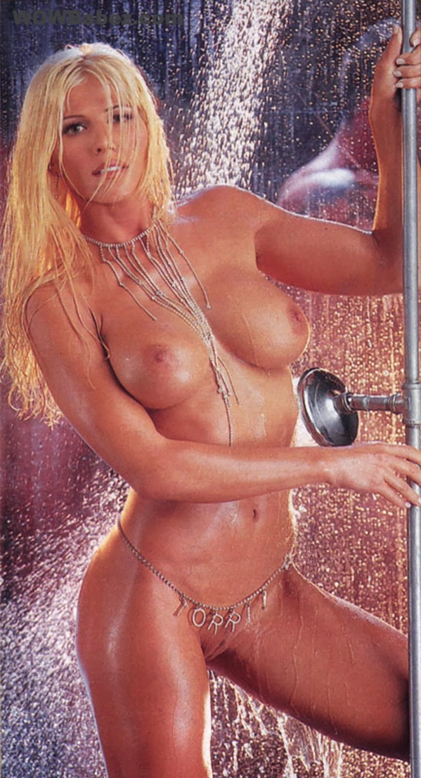 from Giancarlo torrie wilson nude videos
