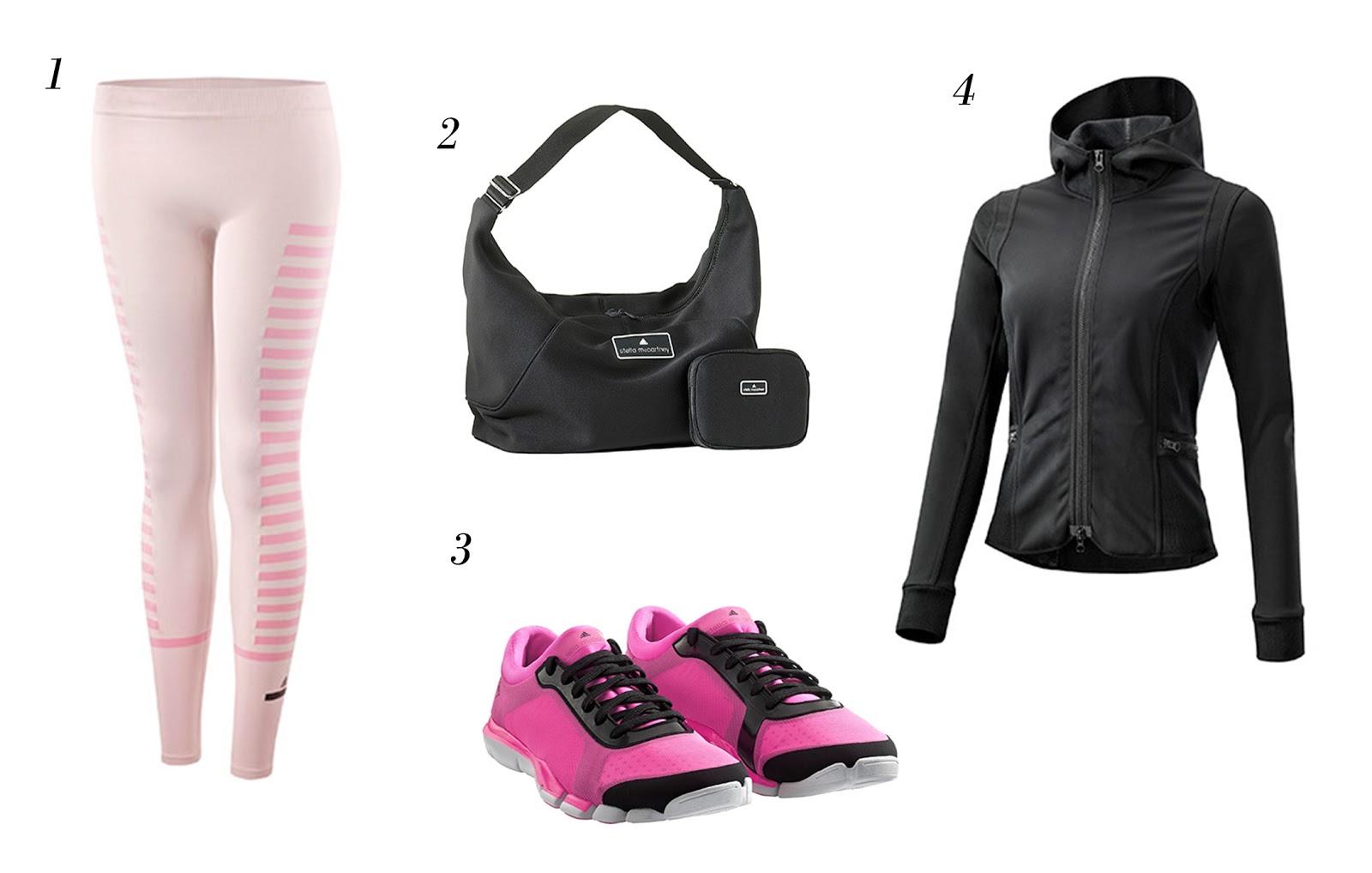Trendy in the sky ropa deportiva para el gimnasio for Deportivas para gimnasio