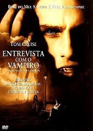 Filme Entrevista com o Vampiro DVDRip RMVB Dubladoo