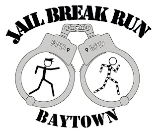 Logo of the Jail Break Run