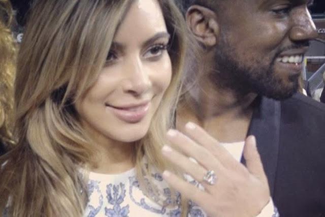 Kim Kardashian, Kanye,