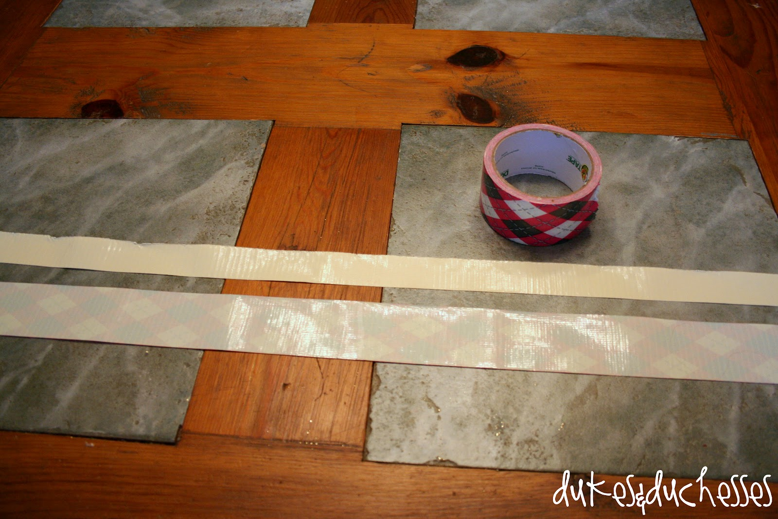 a duct tape belt for girls dukes and duchesses