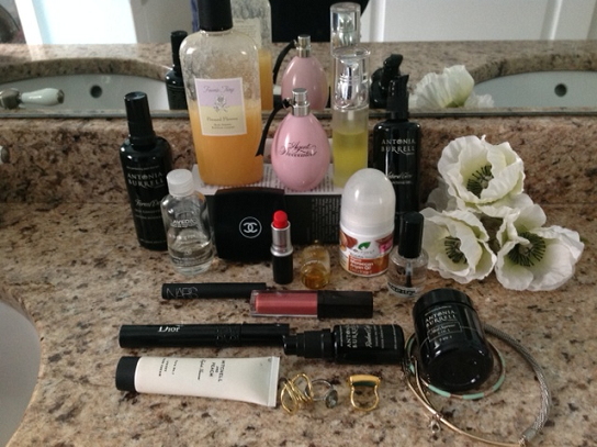 What's in My Beauty Cabinet