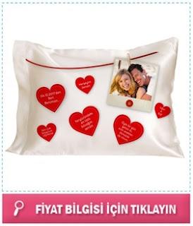 kişiye özel yastık