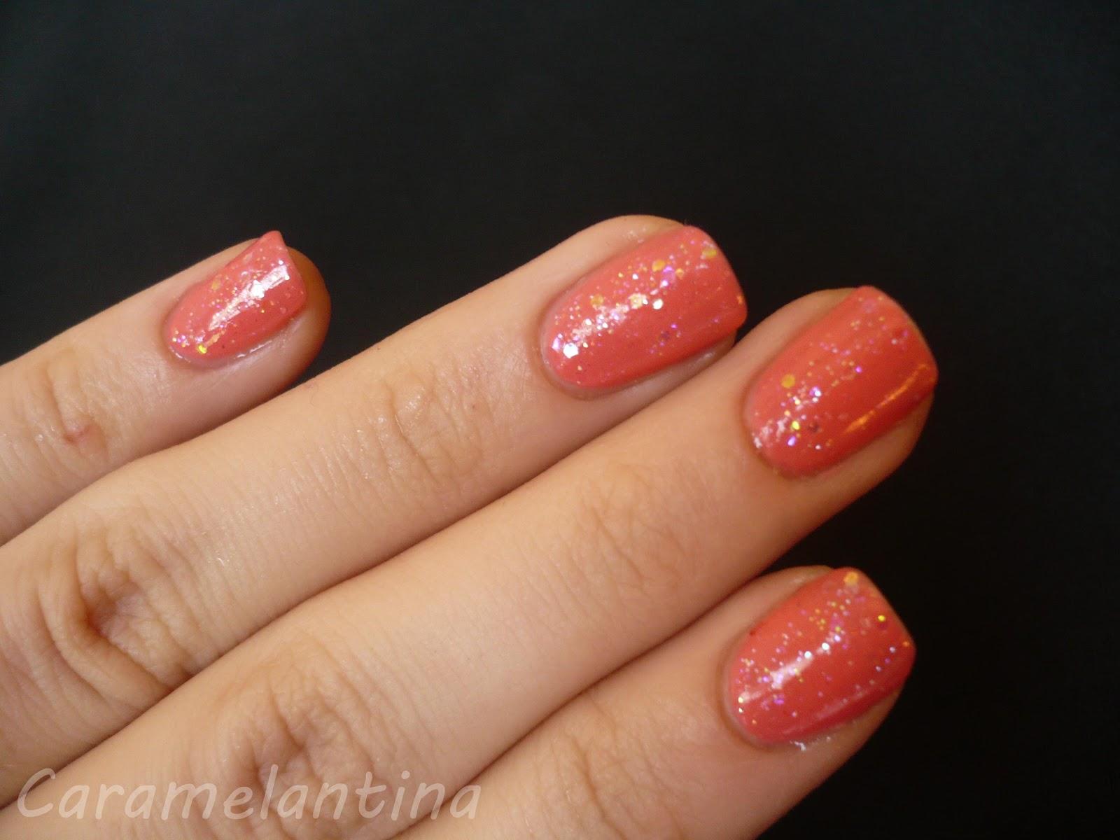 Mavala Kyoto + Todo Moda Glitter, opiniones swatch review