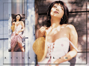 Atsuko Okamoto Wallpapers 1