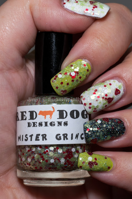 Red Dog Designs - Mister Grinch